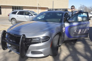 Young Barton County sheriff's deputy passionate about law enforcement.